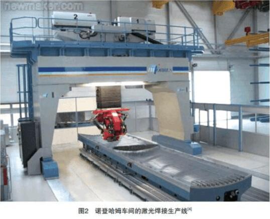 双光束激光焊接技术在民用飞机上的应用现状和发展
